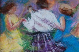 dancers janetmccrorieartist